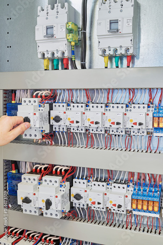 Amazing Man Switch Switch Protection Engine To Check In The Electrical Wiring 101 Cranwise Assnl