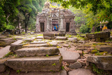 Nov 1, 2017 - Wat Phu Castle I...