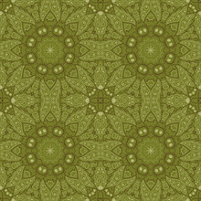 Mandala. Zentangl Seamless Orn...