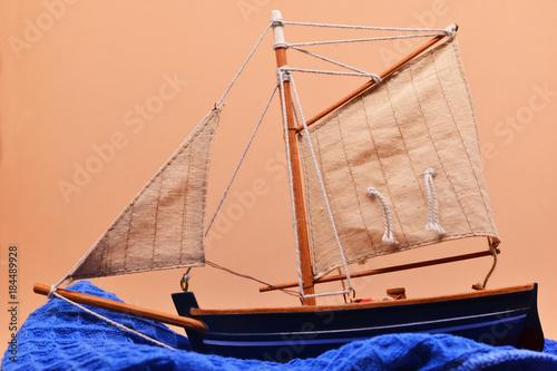 Fotografie, Obraz  barca a vela
