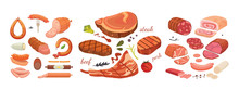 Different Types Of Meat Produc...