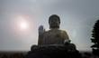 Tian Tan Buddha at Lantau island , Hong Kong