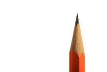 A Wooden Sharp Pencil With An ...