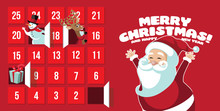 Countdown To Christmas Advent ...