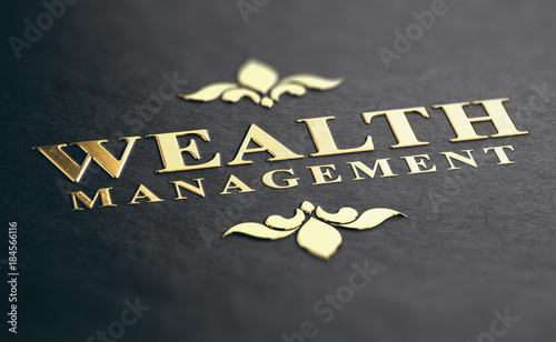 Wealth Management Firm Fototapet
