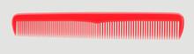 Red Comb 3D Render