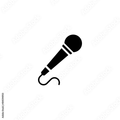 microphone Wallpaper Mural