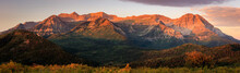 Autumn Sunrise In The Wasatch ...