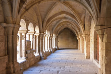 Cloister Of The Monastery Of V...