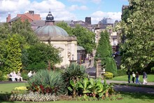 Valley Gardens And Pump Room, ...