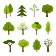 Trees Icons Collection