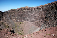 The Crater Of Vesuvius, Nation...