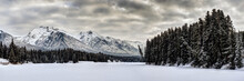 Settled Chill On Johnson Lake