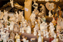 Saints Figures In Market