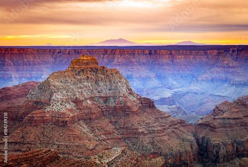 Papiers peints Cappuccino Grand Canyon landscape, Arizona.