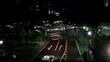Yokohama traffic at night