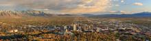 Salt Lake City, Utah, USA.