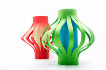 Christmas Paper Lantern Craft....