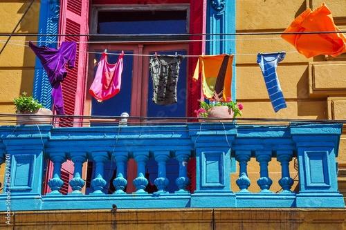 Keuken foto achterwand Buenos Aires Colors at Caminito