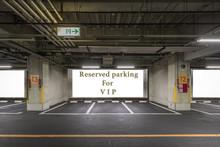 Parking Garage Underground Int...