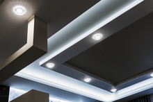 Suspended Ceiling And Drywall ...