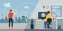Cryptocurrency Virtual Transac...