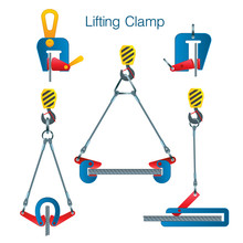 Types Of Lifting Clamps For Me...