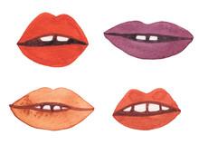Lip Illustration
