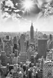 Fototapeta Nowy York - Skyline Manhattan, NYC