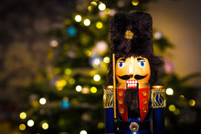 Christmas Nutcracker With Chri...