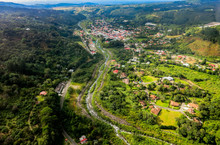 Aerial Views Of Chiriqui Provi...