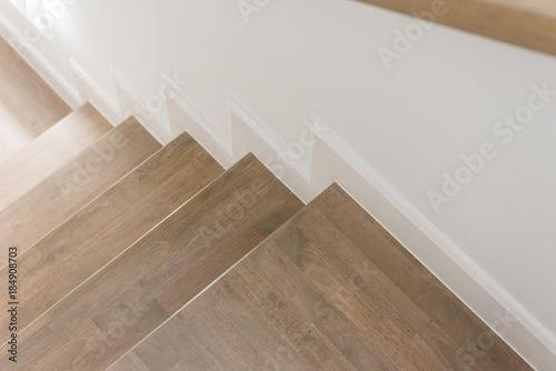 Photo Stands Stairs wooden staircase interior decoration
