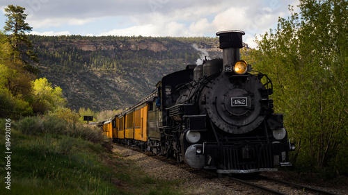 Photo Steam Train