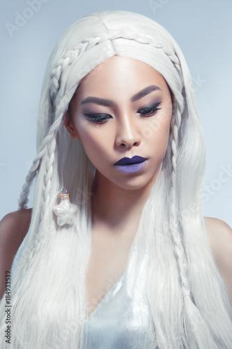 Asian dating white girl