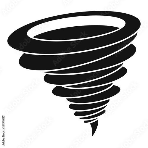 Fototapeta Hurricane icon