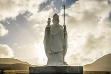 Statue Of Saint Patrick At Cro...