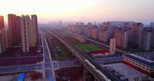 China's Modern High Rail Railw...