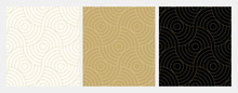 Pattern Seamless Circle Abstra...