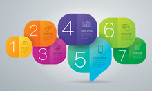 Infographics Design Vector And...