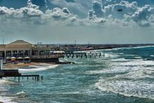 Strandbäder Bei Ostia