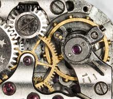 Clockwork Old Mechanical USSR ...