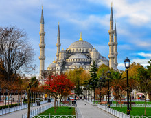 Blue Mosque (Sultan Ahmed Mosq...