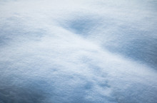 Close Up Of Snow Texture