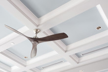 Ceiling Fan In Front Of The Co...