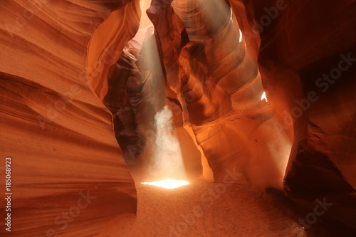 Amazing Antelope Canyon in America