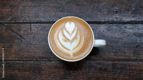 Papiers peints Cafe Hot coffee