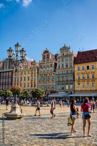 Wroclaw, Marktplatz