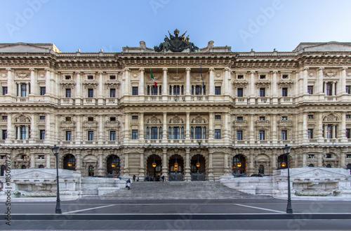 Fotografie, Obraz  Supreme Court of Cassation, Rome