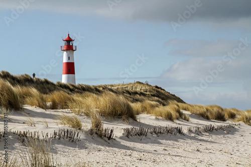 Foto op Plexiglas Noordzee Leuchtturm auf Sylt
