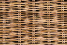 Wicker Rattan Texture